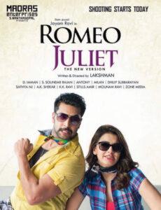Romeo Juliet 2019 Hindi Dubbed 720p HDRip 950mb