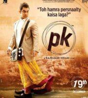 PK (2014) Hindi 720p BluRay 700MB Download