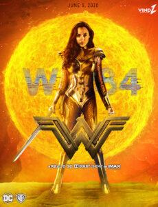 Wonder Woman 1984 (2020) English 720p WEB-DL 1.1GB ESubs