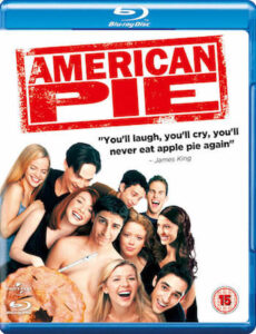 American Pie 1999 UNRATED English 720p BRRip 800MB ESubs