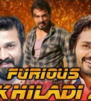 Furious Khiladi 2 (2019) Hindi Dubbed 480p HDTV 400MB