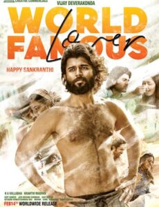 World Famous Lover 2020 Hindi Dubbed 720p WEBRip 1.1GB