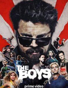 The Boys S01 Dual Audio Hindi 720p 480p WEB-DL 4GB