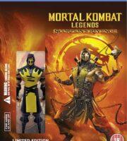 Mortal Kombat Legends Scorpions Revenge 2020 English 720p BRRip 650MB ESubs