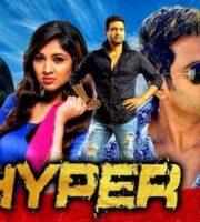 Hyper 2 (2020) Hindi Dubbed 720p HDRip 850MB