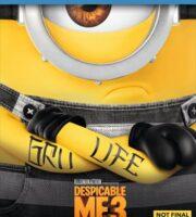 Despicable Me 3 2017 English 720p BRRip 850MB ESubs
