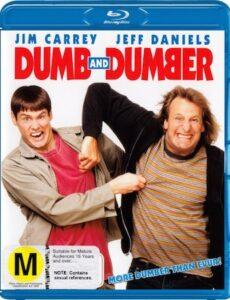Dumb And Dumber To 2014 Dual Audio [Hindi English] BRRip 480p 550MB