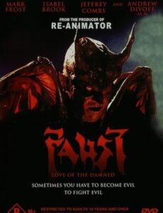 Faust Love Of The Damned 2001 Dual Audio Hindi DVDRip 275mb ESub