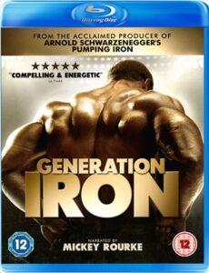 Generation Iron 2013 English 720p BRRip 850MB ESubs