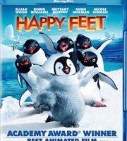 Happy Feet 2006 Dual Audio [Hindi English] BRRip 480p 300mb