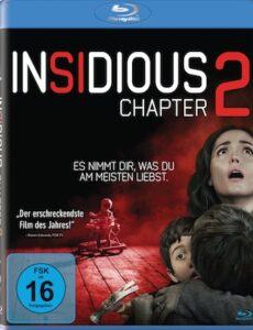 Insidious Chapter 2 (2013) Dual Audio BRRip 480p 300mb