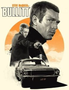 Bullitt 1968 BluRay 350MB Dual Audio In Hindi 480p