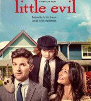 Little Evil 2017 English 720p WEBRip 750MB ESubs
