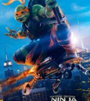 Teenage Mutant Ninja Turtles: Out of the Shadows 2016 BluRay 300MB Dual Audio In Hindi 480p