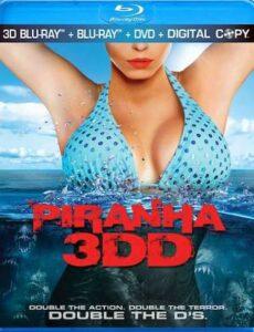 Piranha 3DD 2012 Dual Audio [Hindi English] BRRip 720p 700MB