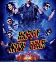 Happy New Year 2014 BluRay 500MB 480p Full Hindi Movie Download