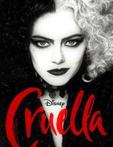 Cruella 2021 HDRip 400MB 480p Full English Movie Download