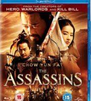 The Assassins 2012 Dual Audio [Hindi English] BRRip 720p 850mb