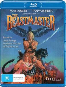 The BeastMaster 1982 Dual Audio [Hindi English] BRRip 300mb