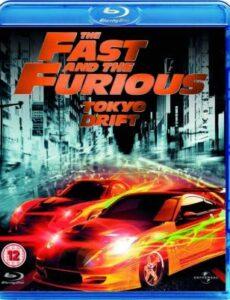 The Fast & the Furious Tokyo Drift (2006) Dual Audio [Hindi English] BRRip 480p 300mb