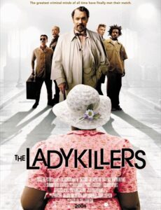 The Ladykillers 2004 English 720p WEB-DL 900MB ESubs