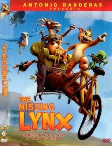 The Missing Lynx 2008 Dual Audio Hindi BRRip 480p 300mb