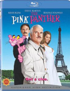 The Pink Panther 2006 Dual Audio Hindi 480p BRRip 300mb