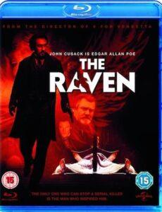 The Raven 2012 Dual Audio [Hindi Eng] BRRip 480p 300mb ESub