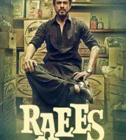 Raees 2017 BluRay 720p Full Hindi Movie Download