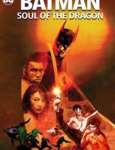 Batman Soul of the Dragon 2021 English 720p WEB-DL 700MB ESubs