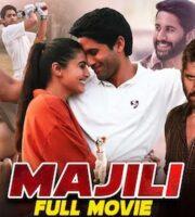 Majili 2020 Hindi Dubbed 720p HDRip 1.1GB