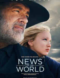 News of The World 2020 English 720p WEB-DL 900MB ESubs