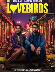 The Lovebirds 2020 English 720p WEB-DL 700MB ESubs