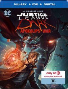Justice League Dark Apokolips War 2020 English 720p BRRip 800MB ESubs