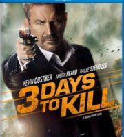 3 Days to Kill 2014 BluRay 350MB Dual Audio In Hindi 480p