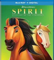 Spirit: Stallion of the Cimarron 2002 BluRay 300MB Dual Audio In Hindi 480p