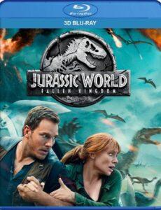 Jurassic World: Fallen Kingdom 2018 BluRay 720p Dual Audio In Hindi English