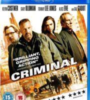 Criminal 2016 BluRay 300MB Dual Audio In Hindi 480p