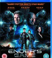 Enders Game 2013 BluRay 720p Dual Audio In Hindi English