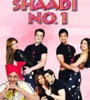 Shaadi No. 1 (2005) HDRip 720p Full Hindi Movie Download