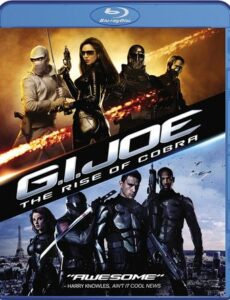 G.I. Joe: The Rise of Cobra 2009 BluRay 350MB Dual Audio In Hindi 480p